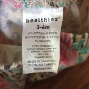 healthtex Matching Sets - Healthtex 2pc baby outfit